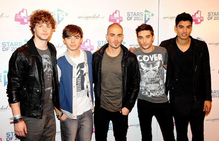 The Wanted make US breakthrough