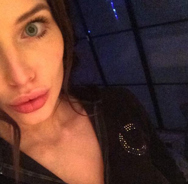 celebrity_helenflanagan_selfie